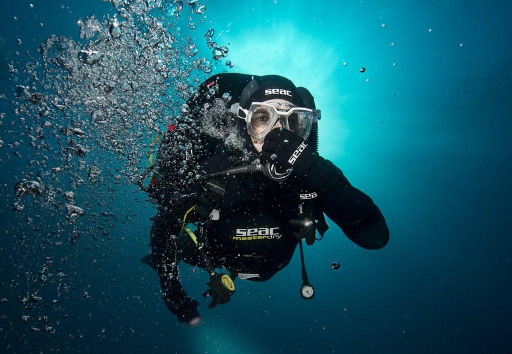 De duikplaatsen van Spanje